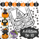 Halloween FREE Addition to 10