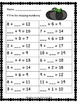 Halloween Math - Addition and Subtraction