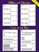 Halloween Math Art Activities in Printable Worksheets