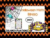 Halloween Math BINGO!