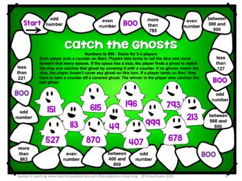 Free Halloween Math Games: Halloween Math Activities