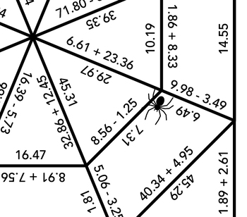 Halloween Math - Bundle!!