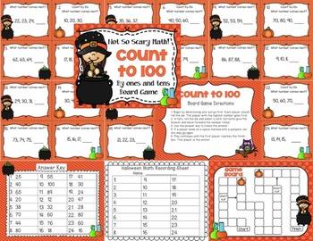 Halloween Math Centers Kindergarten