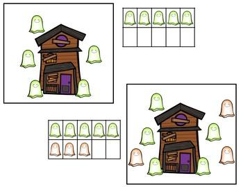Halloween Math Bundle
