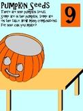 Halloween Math -  Center Activities and Worksheets