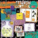 #spookysale Halloween Math Centers