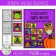 Math Centers - Halloween Bundle