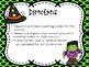 Halloween Math Centers-Preview