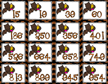 Halloween Math Centers (Second or Third Grade)