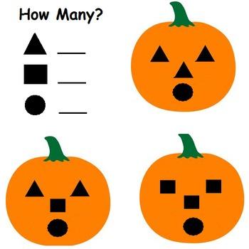 Halloween Math Centers - Spooky Math Fun