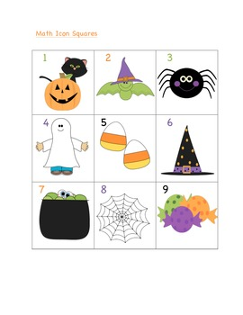 Halloween Math Centers for Grades 1-4! (CCSS Alligned!)