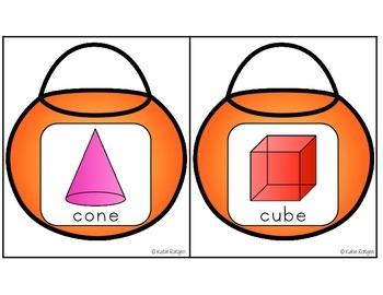 Halloween Math Centers {for Kindergarten}