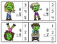 Halloween Math Clip Card Bundle