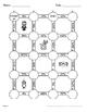 Halloween Math: Converting Decimals to Percents Maze