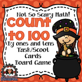 Halloween Math Count Within 100