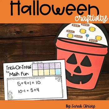 Halloween Math Craft
