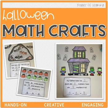 Halloween Math Crafts