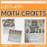 Halloween Math Crafts
