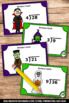 Halloween Division Task Cards, Halloween 3rd Grade Math Centers Games SCOOT