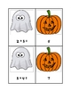 Halloween Math Fact Match