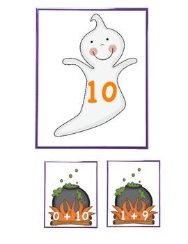 Halloween Math Facts