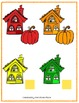 Halloween Math File Folders