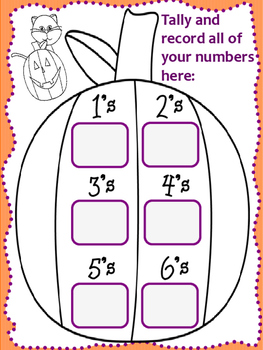 Halloween Math For Kindergarten and Grade One