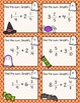 Halloween Math- Fraction Task Cards
