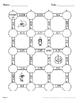 Halloween Math: Fractions to Decimals Maze