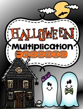 Halloween Math {Freebie}