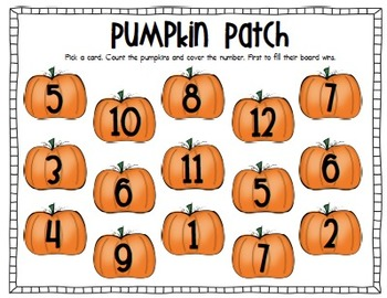 Halloween Math Freebies