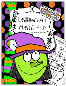 Halloween Math Fun