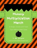 Halloween Math Game - Multiplication