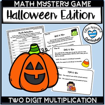 Grade One Halloween Math Game Teaching Resources | Teachers Pay Teachers
