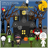 Halloween Math Game - Sums of 10