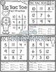Halloween Division Math Center Game