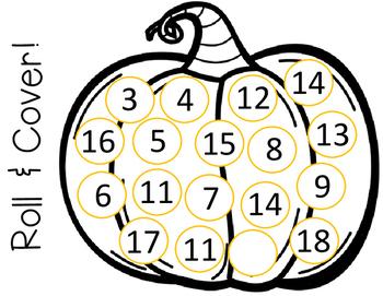 Halloween Math Games!