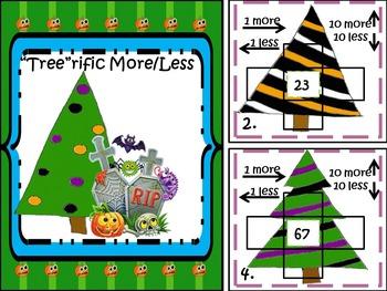 Halloween Math Games!! (Building Number Sense)
