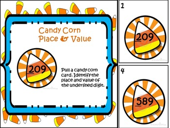 Halloween Math Games!! (Building Number Sense)