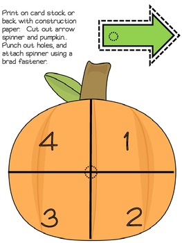 Halloween Math Games (Primary)