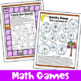 Halloween Activities: Halloween Math Games and Halloween Math Worksheets