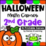 Halloween Activities: Halloween Math Games 2nd Grade: Halloween Math Activities