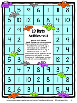 Halloween Activities: Halloween Math Games 2nd Grade: Halloween Math Activities