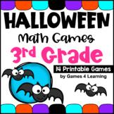 Halloween Math Games Third Grade