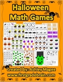 Halloween Math Games and Activities