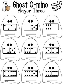 Halloween Math Games for Grades 1 and 2 ~ Odd and Even Fun
