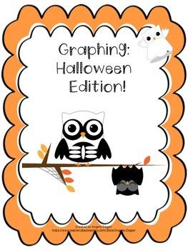 Halloween Math - Graphing