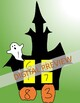 Halloween Math - Haunted House Addition Craft