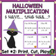 Halloween Math I Have, Who Has BUNDLE