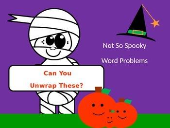 Halloween Math, Language Arts, Science, etc.  Powerpoint